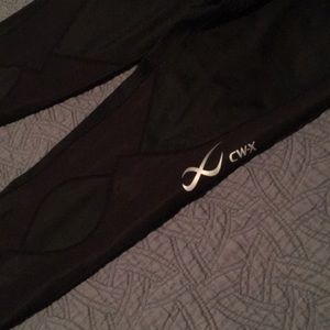 CWX Pants - CW-X Expert Compression Tights (Joint) Full Length